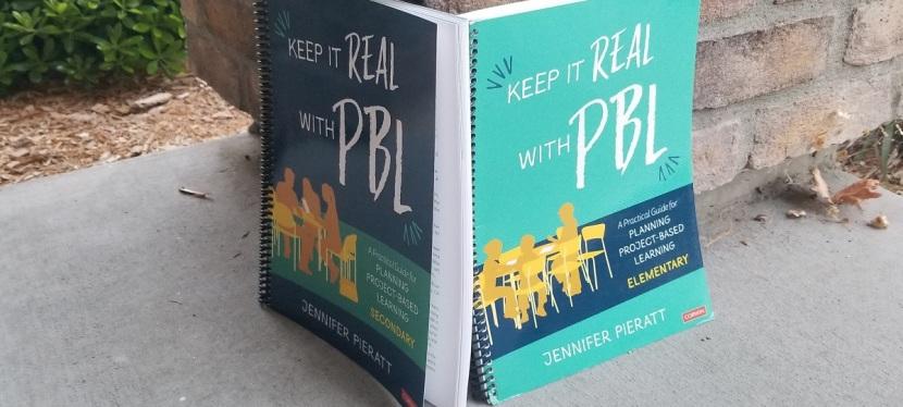 Keep it Real with PBL by Jennifer Pieratt –專題式學習的設計指南